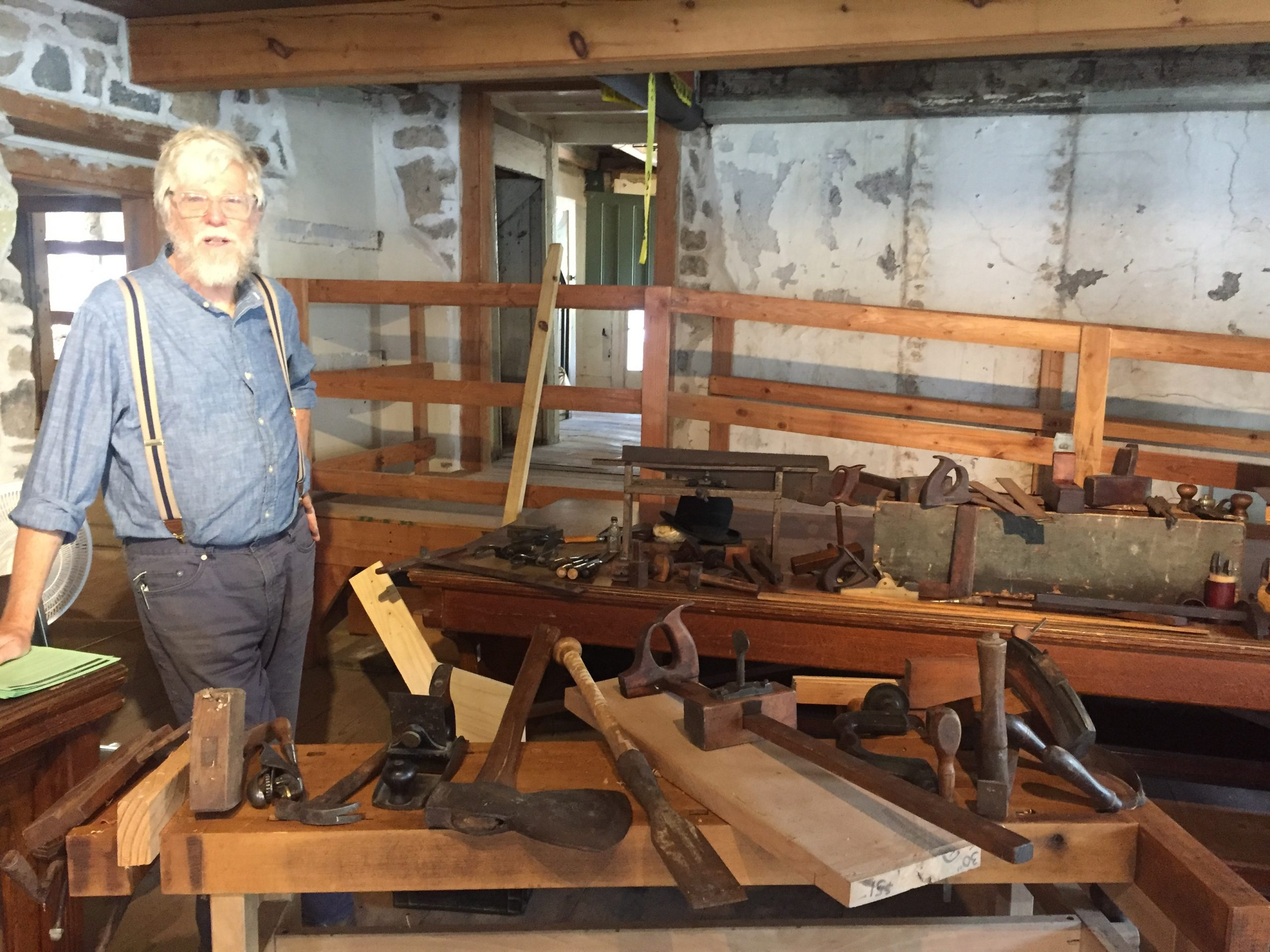 County Clerk » D&H Canal Historical Society at the Persen House